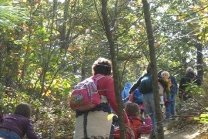 Family Hiking: Diamond Hill Park