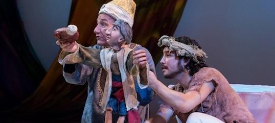 Arabian Nights—Storytelling is the Magic Carpet Ride