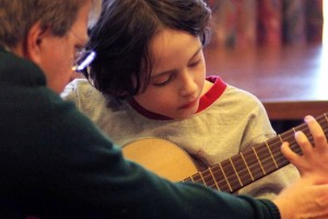The Suzuki Music Experience for Children