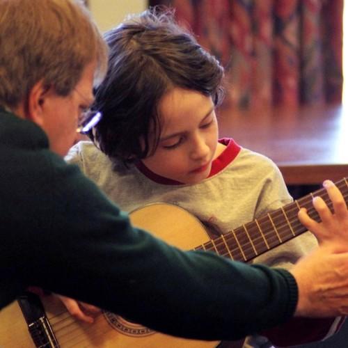 The Suzuki Music Experience for Children