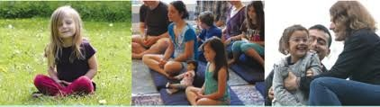 What is a Meditation for Kids and Family Class?