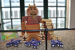 Canstruction Returns!