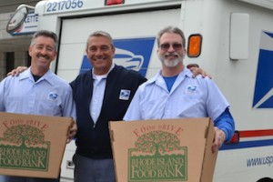 Stamp Out Hunger: Local Letter Carriers Hold Food Drive May 10, 2014