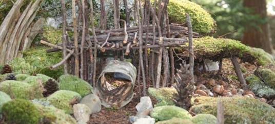 Kidoinfo-Fairy House