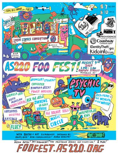 AS220 FooFest2014
