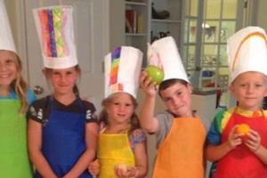 Children's Healthy Cooking Classes
