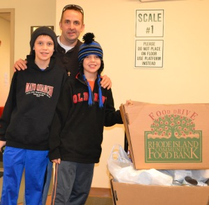 Food Bank Open House Set for Saturday, Dec. 13