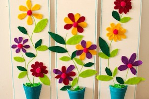 Spring Nature Crafts