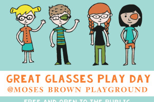 Celebrate Kids in Glasses at the 5th Annual Great Glasses Play Day!