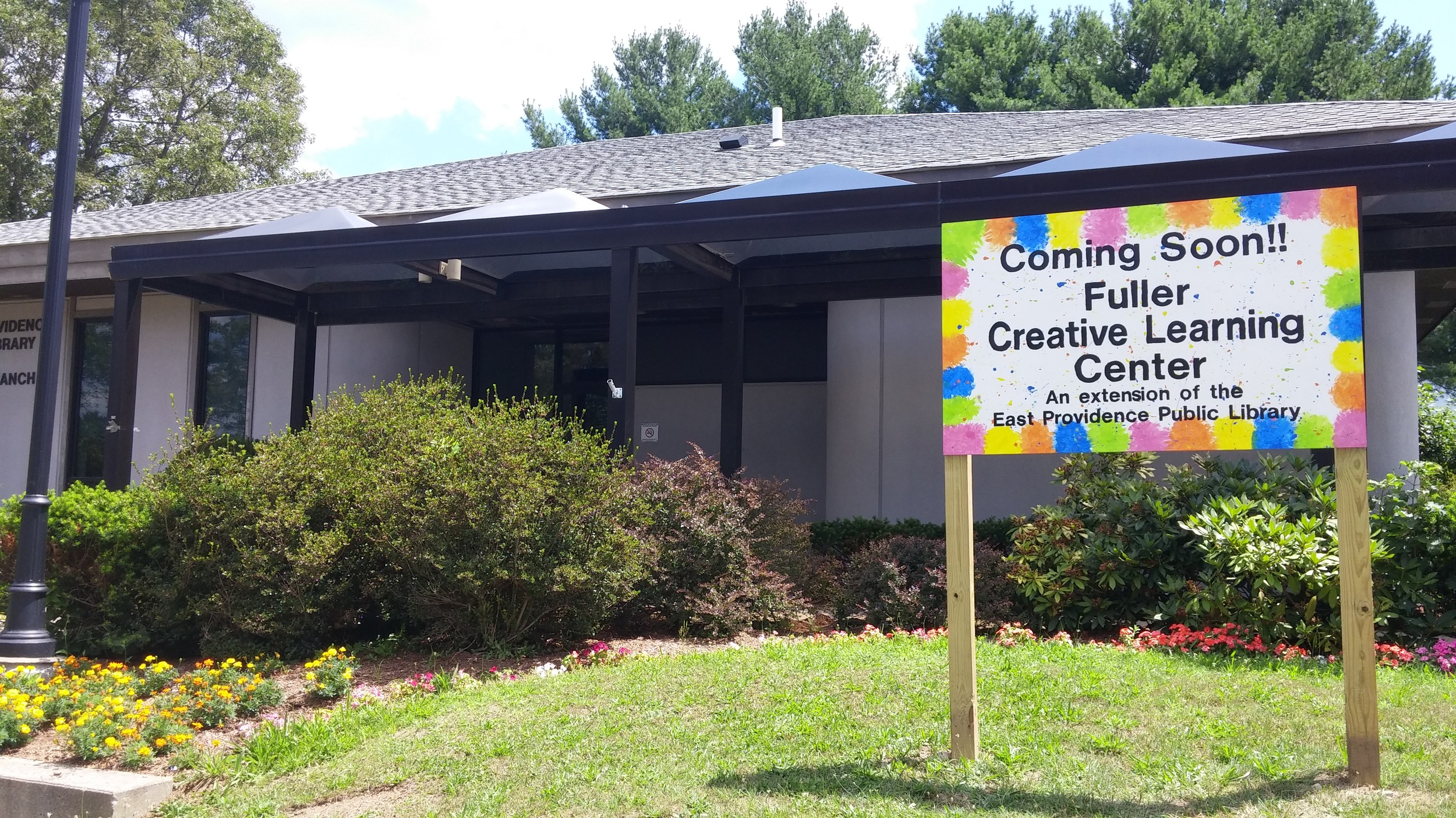 East Providence Public Library's Fuller Creative Learning Center Opens with Diverse Programs for All Ages