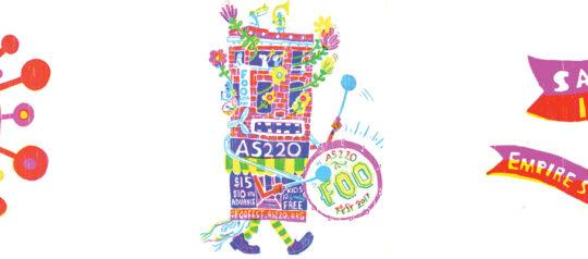 Kidoinfo proud sponsor of AS220 FOO FEST 2017!