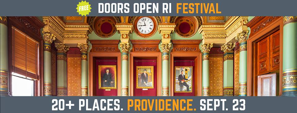Doors Open Rhode Island Festival Shares Keys to Providence Treasures