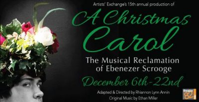 A Christmas Carol @ Artists' Exchange