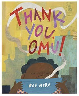 Children's Author Oge Mora Special Storytime & Booksigning for her new book, Thank You Omu! @ Barrington Books Garden City