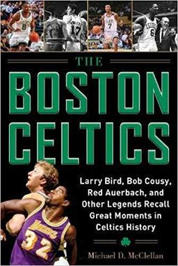 Author Michael D. McClellan Book Signing The Boston Celtics @ Barrington Books Garden City