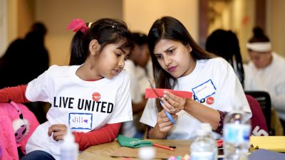 National Family Volunteer Day @ United Way of Rhode Island