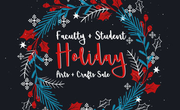 The Newport Art Museum's Faculty & Student Holiday Arts & Crafts Sale @ Newport Art Museum