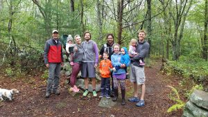 All Ages Hike & Park Rx @ Browning Woods Trail