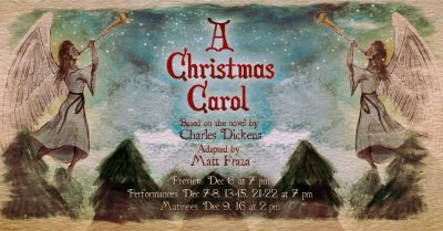 A Christmas Carol @ The Contemporary Theater Company