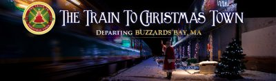 The Train to Christmas Town @ Cape Cod Central Railroad