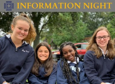 All-Academy Information Night - St. Mary Academy – Bayview @ St. Mary Academy - Bay View