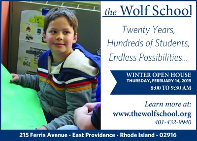 The Wolf School Winter Open House @ The Wolf School