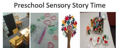 Preschool Sensory Storytime @ Woonsocket Harris Public Library