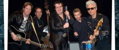 Big Jim Wheeler's Band in Black returns to the Courthouse @ Courthouse Center for the Arts