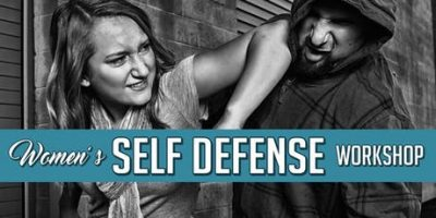 FREE Women's Self Defense @ both locations : see below