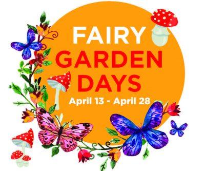 Fairy Garden Days @ Roger Williams Park Botanical Center