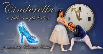 Cinderella - A Full-Length Ballet @ Stadium Theater Performing Arts Center