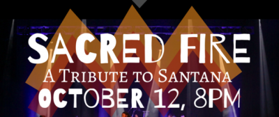 Sacred Fire - A Tribute to Santana! @ Courthouse Center for the Arts