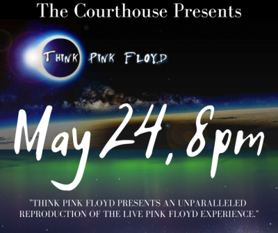 Think Pink! The Ultimate Pink Floyd Tribute Band @ Courthouse Center for the Arts
