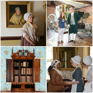 What Cheer Day: Sports and Games from 18th Century Rhode Island (all ages) @ John Brown House Museum