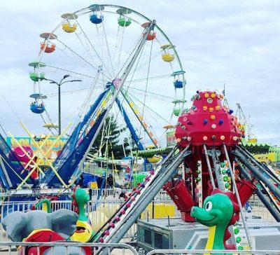 Memorial Day Carnival @ Mulligan's Island