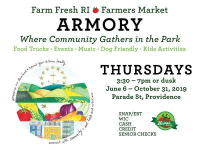 Armory Farmers Market @ Armory Farmers Market