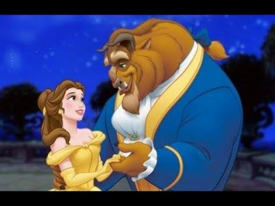 Movies in the Park - Beauty and the Beast @ Crescent Park Looff Carousel