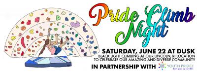 Pride Climb Night @ Rock Spot Climbing