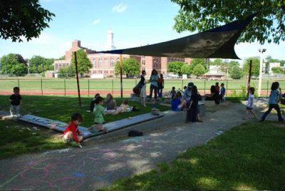 Edward F. Ely Neighborhood Performing Arts Series 2019 @ Brown Street Park