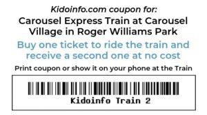 Carousel Express Train
