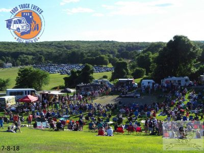 Food Truck Concert Nights - Chase Farm Lincoln @ Chase Farm Lincoln