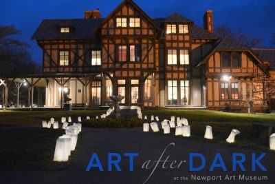 "Newport Art Museum to Present ""Free to Bee"" at Art After Dark @ Newport Art Museum"