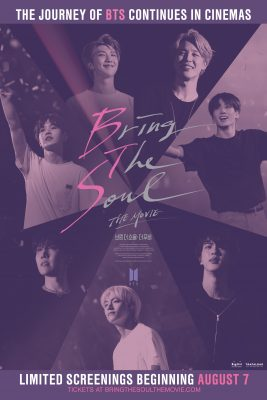 "Showcase Cinemas presents ""BTS: Bring The Soul"" @ Providence Place Cinemas 16 and IMAX"