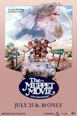 "Showcase Cinemas presents ""The Muppet Movie 40th Anniversary"" @ Showcase Cinemas Warwick"