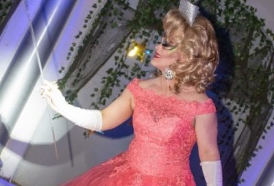 Drag Queen Story Hour @ Providence Public Library - Rochambeau