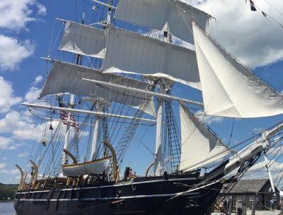 Antique & Classic Boat Rendezvous @ Mystic Seaport Museum