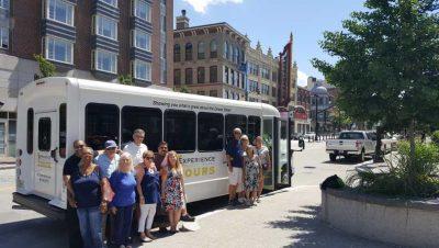Discover Providence Bus Tour @ RI Convention Center