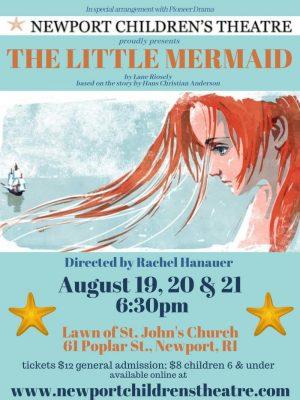 """The Little Mermaid"" @ St. John's Church"
