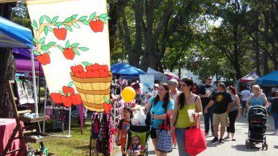 32nd Annual Apple Festival @ Johnston Memorial Park