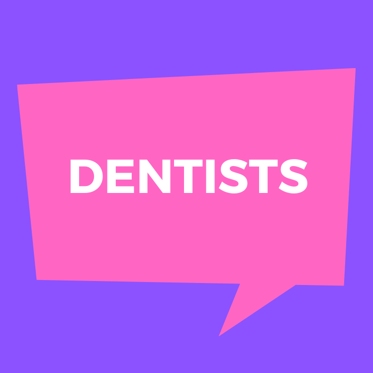 list of dentists